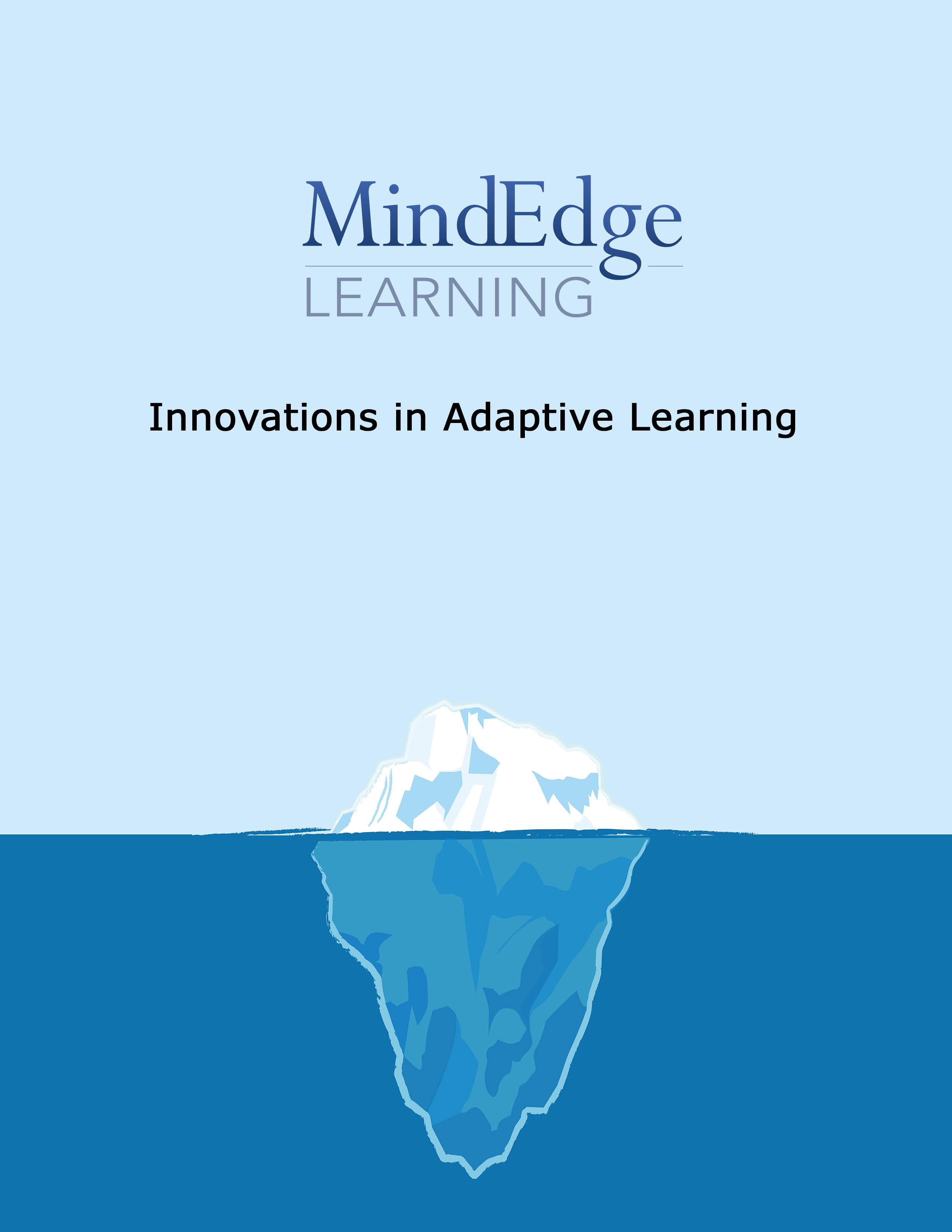 whitepaper mindedge inc white paper cover graphic
